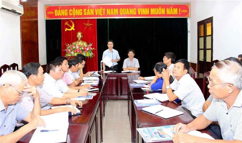 Gia Lâm tổ chức giao ban công tác Thanh tra nhân dân, Giám sát đầu tư của cộng đồng 9 tháng đầu năm 2018