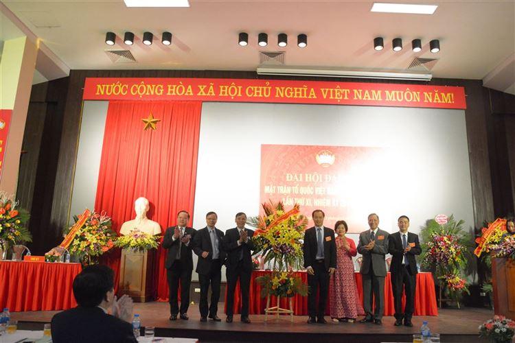 Phường Cửa Nam, quận Hoàn Kiếm tổ chức Đại hội đại biểu MTTQ Việt Nam phường lần thứ XI, nhiệm kỳ 2019-2024
