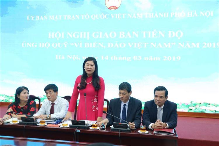 """Hơn 30 tỷ đồng ủng hộ Quỹ """"Vì Biển, đảo Việt Nam"""" năm 2019"""