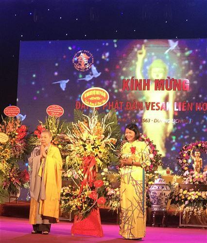Thành hội Phật giáo Hà Nội tổ chức Đại lễ Phật đản
