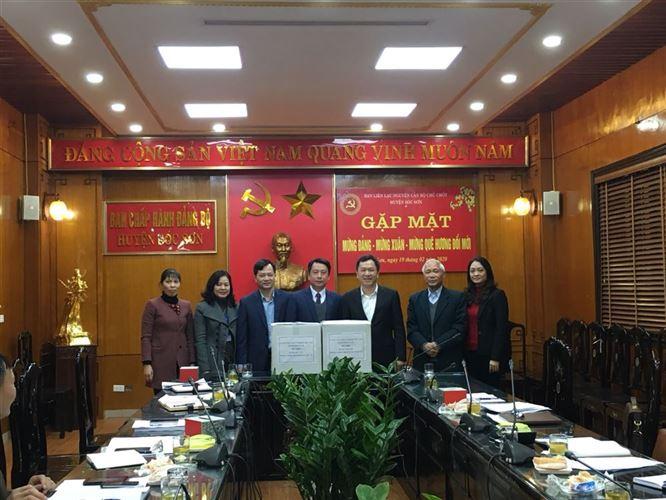 Ủy ban MTTQ Việt Nam Thành phố giám sát công tác phòng chống dịch Covid – 19 tại huyện Sóc Sơn