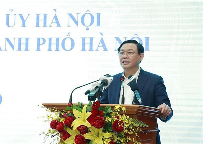Bí thư Thành ủy Vương Đình Huệ: Mặt trận phải là nơi để người dân gửi gắm niềm tin