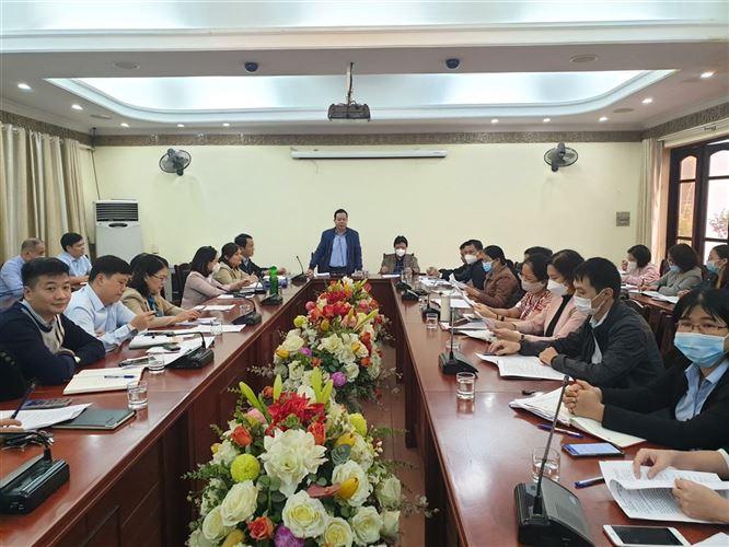 Ủy ban MTTQ Việt Nam quận Đống Đa tổ chức Hội nghị sơ kết Quý III, triển khai nhiệm vụ trọng tâm Quý IV công tác Mặt trận năm 2021