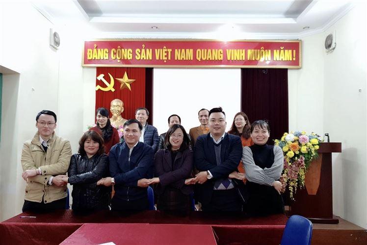 Quận Hoàn Kiếm tổ chức ký kết các nội dung thi đua năm 2020