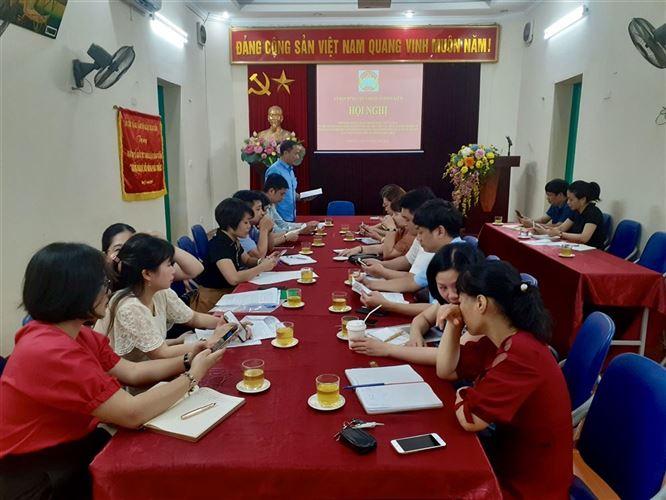 Quận Hoàn Kiếm triển khai kế hoạch tổ chức đoàn giám sát chuyên đề