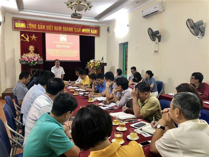 Quận Hoàn Kiếm tổ chức hội nghị quán triệt, triển khai thực hiện Đề án số 21-ĐA/TU ngày 16/9/2019 của Thành ủy Hà Nội