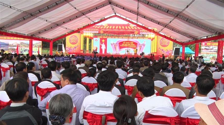 Huyện Ba Vì tổ chức lễ hội Tản Viên Sơn Thánh và khai trương du lịch Ba Vì năm 2019
