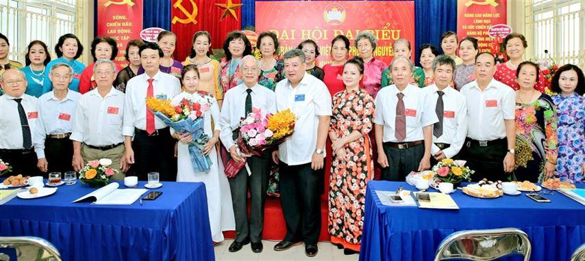 Đại hội đại biểu MTTQ Việt Nam phường Nguyễn Du, quận Hai Bà Trưng lần thứ X, nhiệm kỳ 2019-2024 thành công tốt đẹp