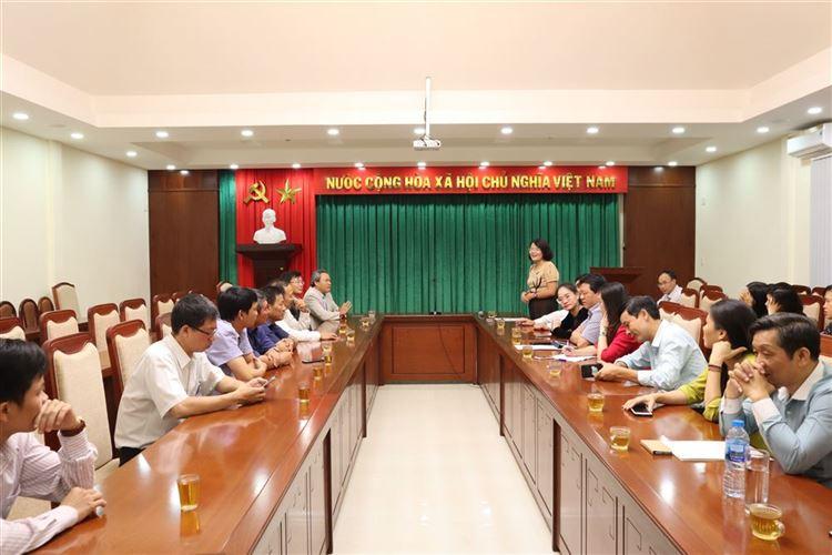 Đoàn công tác của Ủy ban MTTQ Việt Nam Thành phố Hà Nội trao đổi học tập kinh nghiệm tại tỉnh Lâm Đồng