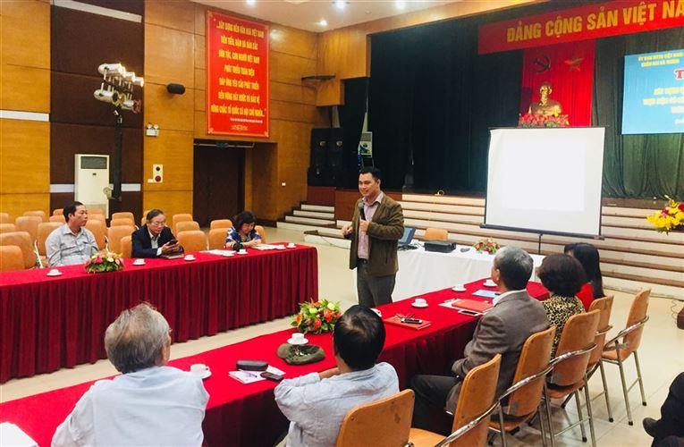 Quận Hai Bà Trưng tổ chức hội nghị tuyên truyền về công tác dân số - kế hoạch hóa gia đình