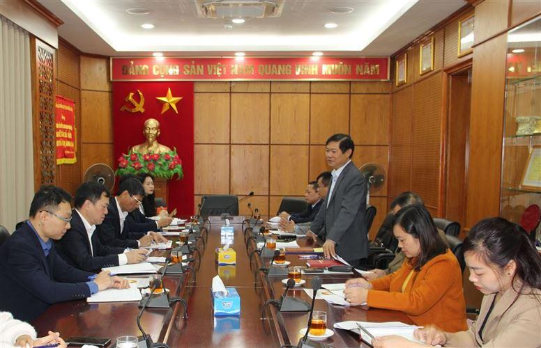 Ủy ban MTTQ Việt Nam TP tiếp Đoàn khảo sát của Ban Tuyên giáo Thành ủy về việc thực hiện công tác tuyên giáo
