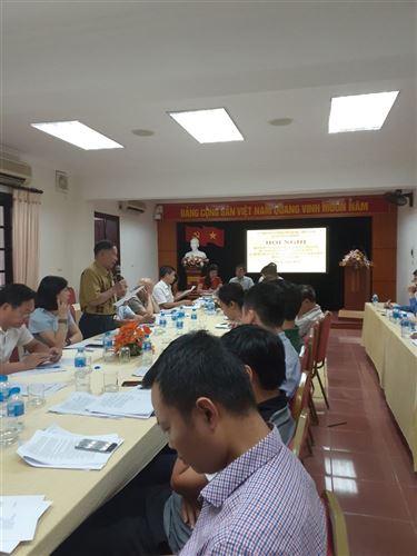 Ủy ban MTTQ Việt Nam quận Hoàn Kiếm tổ chức hội nghị  tham gia đóng góp ý kiến và phản biện xã hội