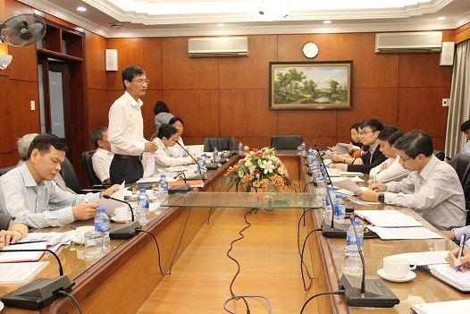 Giám sát việc thực hiện Nghị quyết 20 Hội nghị Trung ương 6 (khóa XI) về phát triển khoa học, công nghệ tại trường Đại học Giao thông vận tải