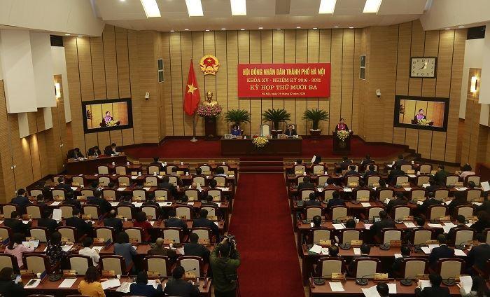 Hà Nội: Sáp nhập, đặt tên, đổi tên thôn, tổ dân phố thuộc 11 quận, huyện