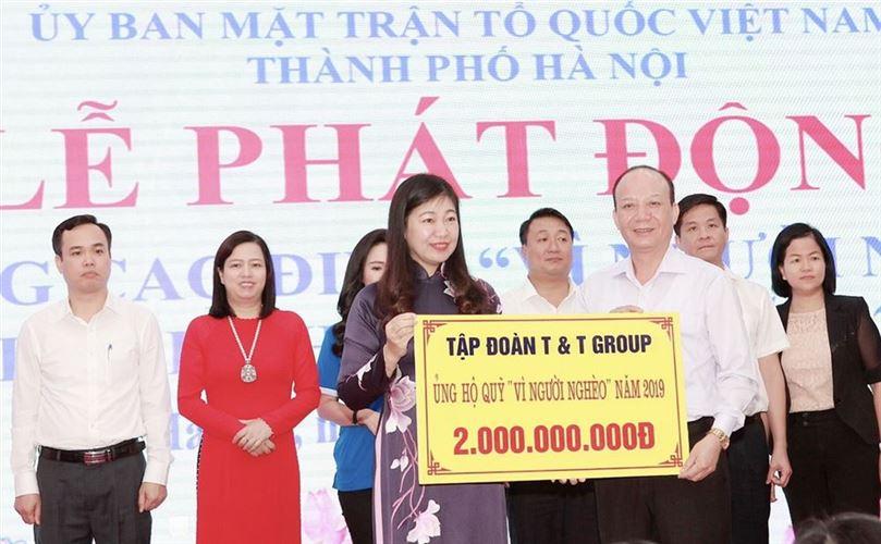 Hà Nội có thêm 4 quận không còn hộ nghèo