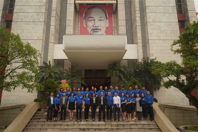 Trang trọng kỷ niệm 90 năm Ngày thành lập đoàn TNCS Hồ Chí Minh