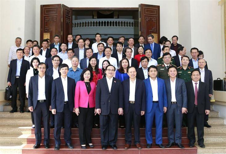 Hà Nội - Thanh Hóa: Xác định 12 nội dung thúc đẩy hợp tác, phát triển
