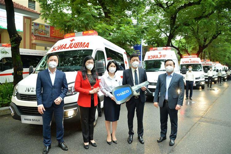 Uỷ ban MTTQ Việt Nam Thành phố tiếp nhận hơn 85 tỷ đồng ủng hộ công tác phòng, chống dịch Covid-19