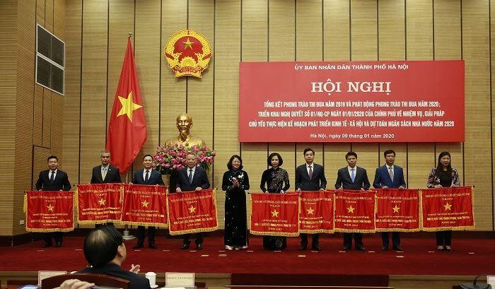 Hà Nội: Triển khai nhiệm vụ, giải pháp chủ yếu thực hiện kế hoạch phát triển kinh tế - xã hội năm 2020