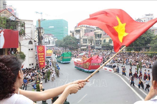 Thủ đô Hà Nội luôn phấn đấu vươn lên vị thế mới, đàng hoàng hơn, to đẹp hơn