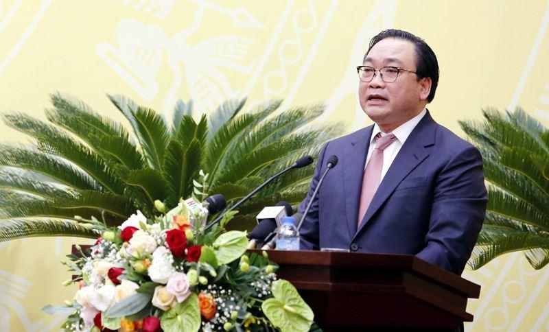 Thư chúc Tết Nguyên đán Kỷ Hợi 2019 của Bí thư Thành ủy Hà Nội Hoàng Trung Hải