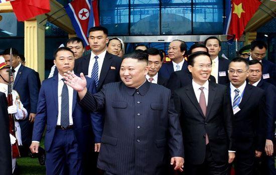 Truyền thông Triều Tiên ca ngợi chuyến thăm Việt Nam của Chủ tịch Kim Jong Un