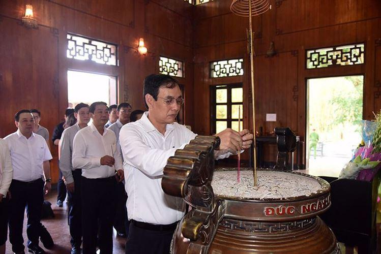 Đoàn công tác TP Hà Nội thăm, làm việc tại tỉnh Nghệ An
