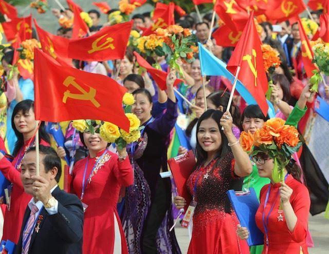 90 năm Ngày thành lập Đảng Cộng sản Việt Nam(3/2/1930-3/2/2020):  Tự hào Đảng vinh quang!