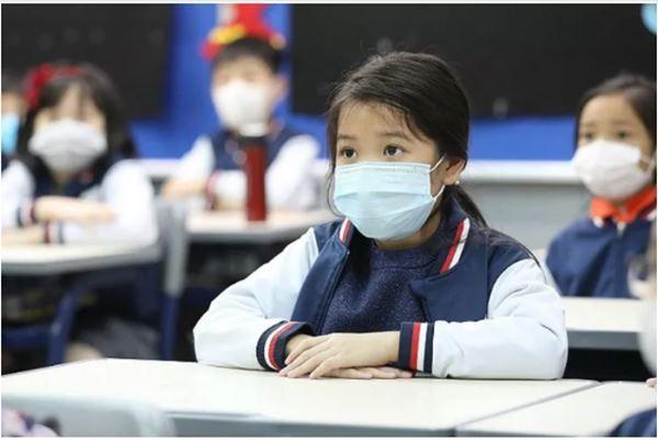 Đảm bảo an toàn để học sinh không phải đeo khẩu trang tại trường