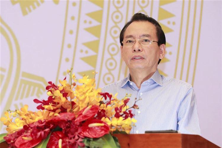 Đồng chí Vũ Hồng Khanh: Mặt trận cần dũng cảm chỉ ra đúng hạn chế