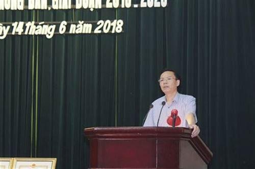 Gia Lâm tổ chức Hội nghị sơ kết giữa nhiệm kỳ thực hiện chương trình 02-CTr/TU của Thành ủy