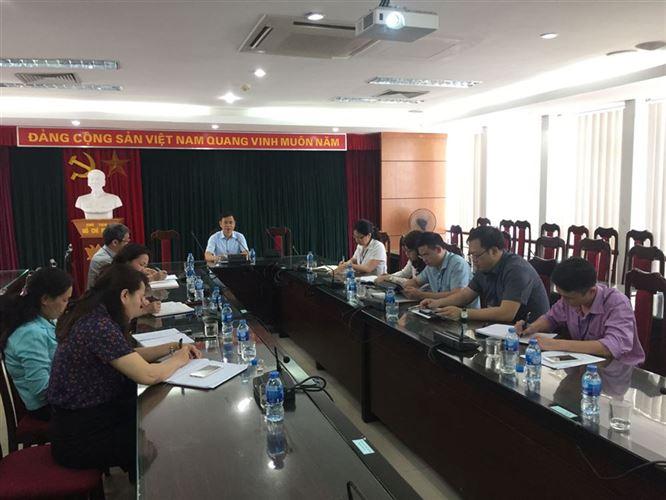 """Hội nghị thống nhất nội dung kế hoạch triển khai phong trào """"Đoàn kết sáng tạo"""" quận Long Biên"""