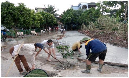 Mttq Việt Nam các cấp TP Hà Nội phát huy công tác tuyên truyền vận động và giám sát xây dựng nông thông mới