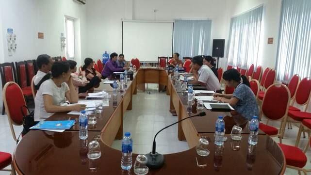 Quận Hoàng Mai kiểm tra, giám sát công tác cho vay vốn từ quỹ quốc gia giải quyết việc làm ủy thác qua Ngân hàng Chính sách xã hội