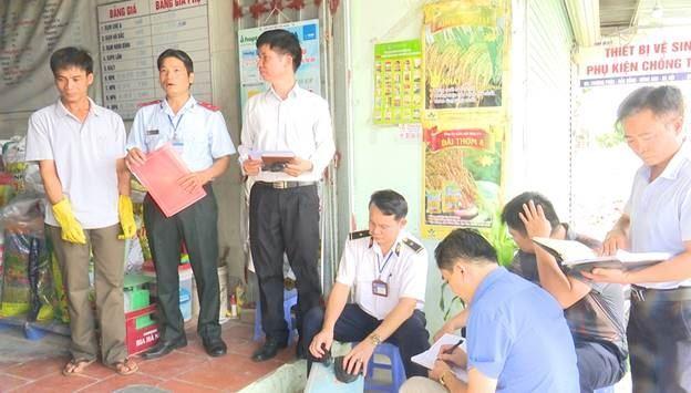 Ủy ban MTTQ Việt Nam huyện Đông Anh giám sát bảo đảm an toàn thực phẩm trên địa bàn huyện năm 2018