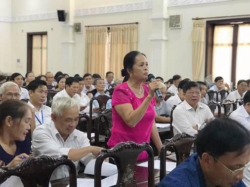 Huyện Sóc Sơn tổ chức hội nghị triển khai công tác lấy ý kiến về sự hài lòng của người dân đối với kết quả xây dựng Nông thôn mới ở 03 xã Minh Phú, Bắc Phú, Việt Long