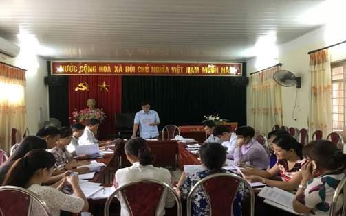 Sơn Tây sơ kết 9 tháng công tác Thanh tra Nhân dân, Giám sát đầu tư của cộng đồng