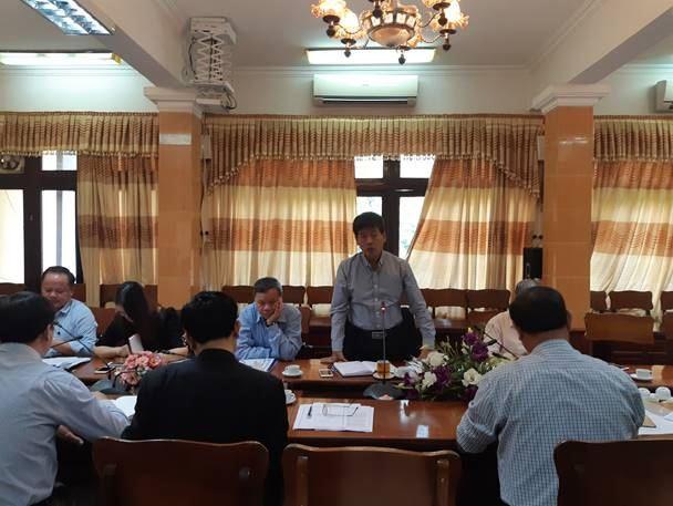 Ban Thường trực Ủy ban MTTQ Việt Nam TP Hà Nội kiểm tra công tác chuẩn bị Đại hội MTTQ Việt Nam huyện Thường Tín