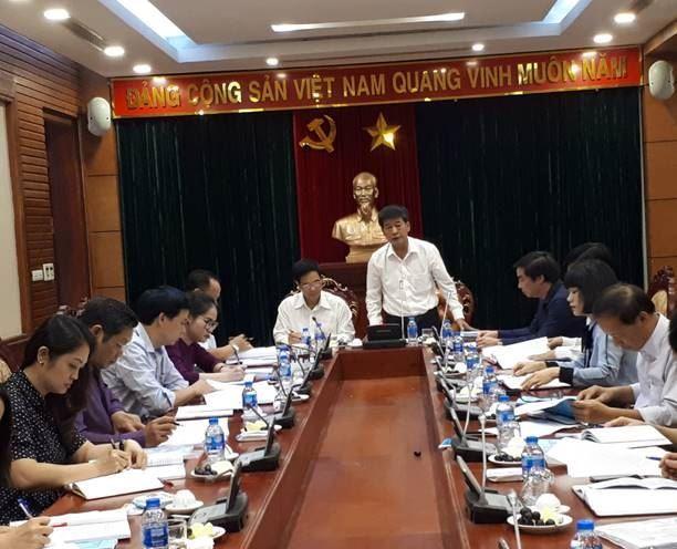 Ban thường trực Ủy ban MTTQ Việt Nam Thành phố Hà Nội làm việc với quận Nam Từ Liêm về công tác chuẩn bị Đại hội MTTQ Việt Nam quận