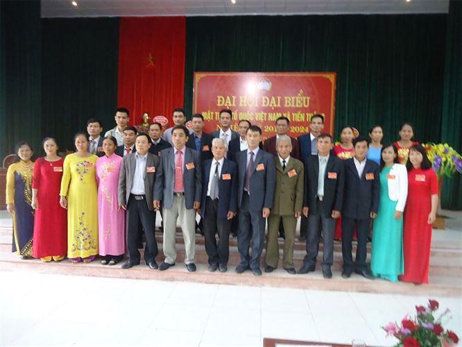 Ủy ban MTTQ Việt Nam xã Tiến Thắng, huyện Mê Linh làm điểm tổ chức Đại hội đại biểu MTTQ Việt Nam xã nhiệm kỳ 2019 – 2024