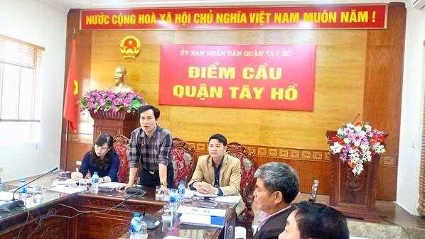 Tây Hồ tổ chức hội nghị Ủy ban MTTQ Việt Nam quận lần thứ 15, khóa V, nhiệm kỳ 2014-2019