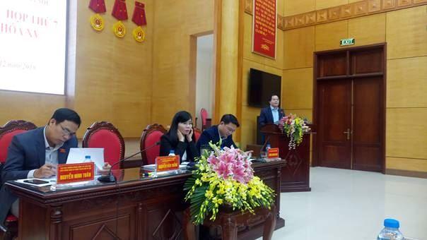 Đại biểu HĐND TP Hà Nội đơn vị bầu cử số 5 đã tiếp xúc cử tri với quận Tây Hồ