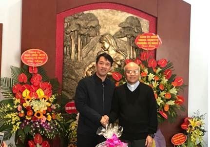 Quận Bắc Từ Liêm thăm và tặng quà các giáo xứ, giáo họ đạo Công giáo nhân dịp Noel 2018