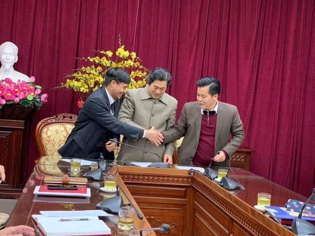 Đông Anh tổ chức lễ ký kết chương trình phối hợp công tác giữa 3 cơ quan HĐND - UBND - Ủy ban MTTQ Việt Nam năm 2019