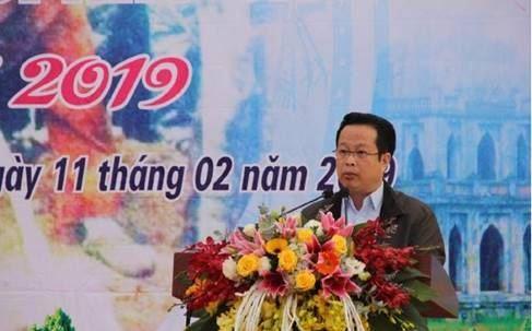 """Quận Bắc Từ Liêm tổ chức Lễ phát động Tết trồng cây """"Đời đời nhớ ơn Bác Hồ"""" Xuân Kỷ Hợi 2019"""