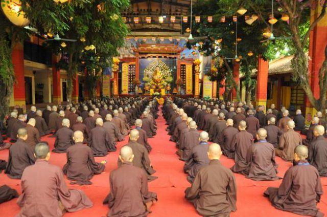 Phật giáo Hà Nội tổ chức Đại Giới đàn năm 2019