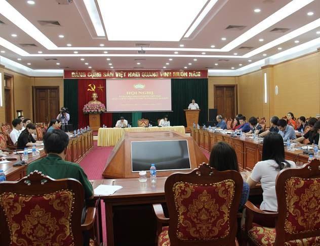 Hội nghị lần thứ 14 Uỷ ban MTTQ Việt Nam quận Nam Từ Liêm