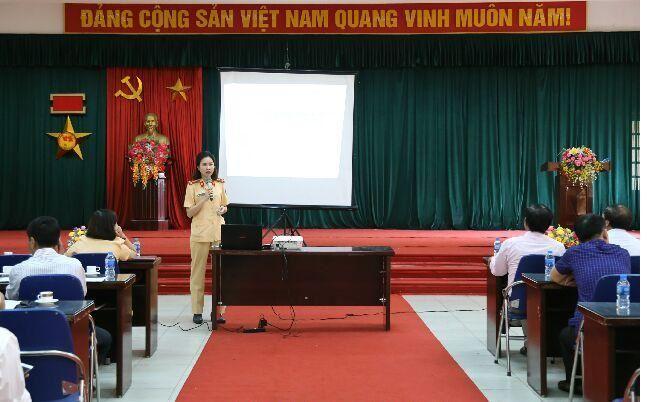 Ủy ban MTTQ Việt Nam quận Bắc Từ Liêm tuyên truyền, phổ biến về an toàn giao thông đường bộ