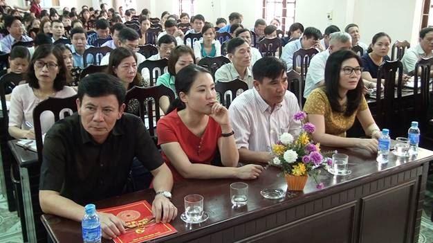 Quốc Oai: Tập huấn nghiệp vụ công tác Dân vận và thực hiện Quy chế dân chủ ở cơ sở