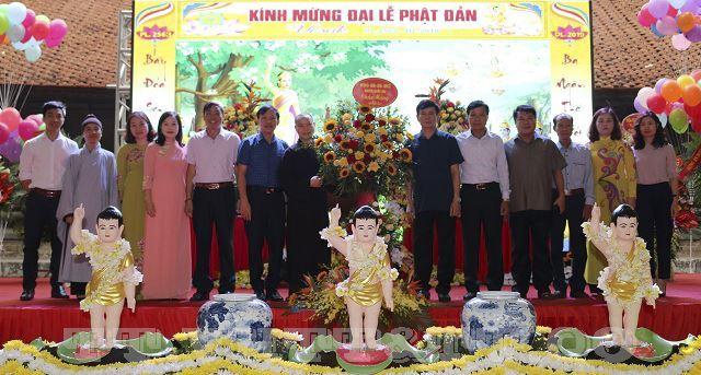 Huyện Quốc Oai tổ chức Đại lễ Phật đản 2019- Phật lịch 2563.